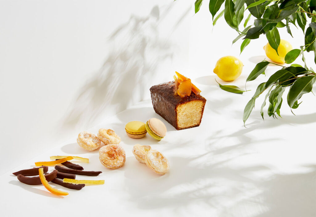 The Sweet Taste Of Success: Pierre Marcolini's Citrus Garden Summer Collection