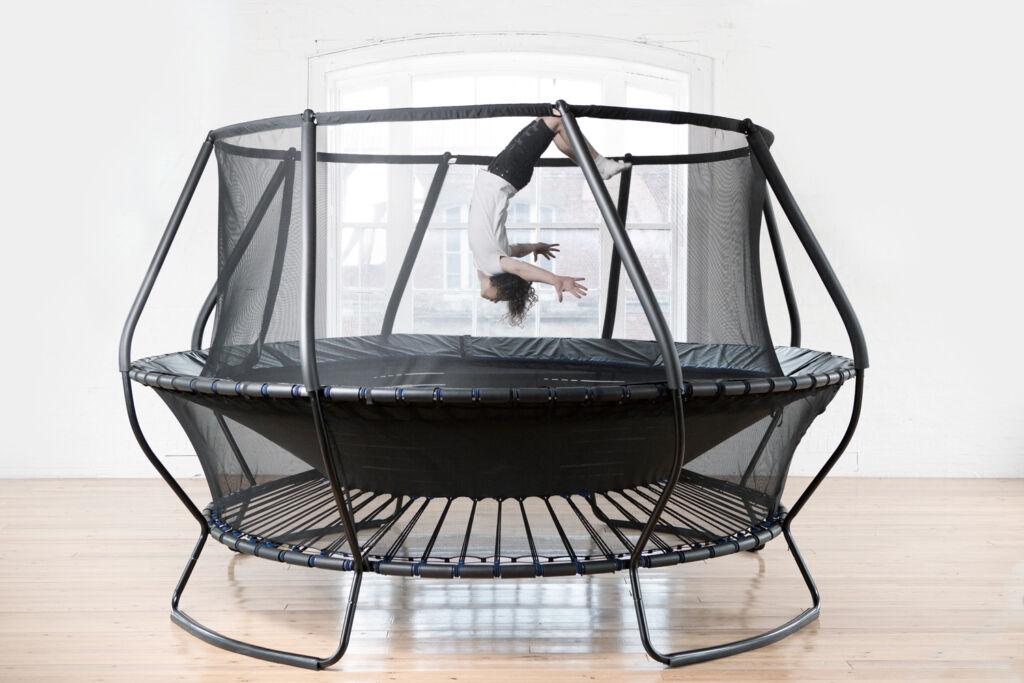 Plum Play bowl shaped trampoline
