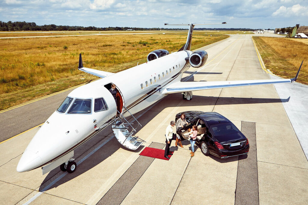 Private Aviation Travel is Experiencing a Surge as Travel Restrictions Ease