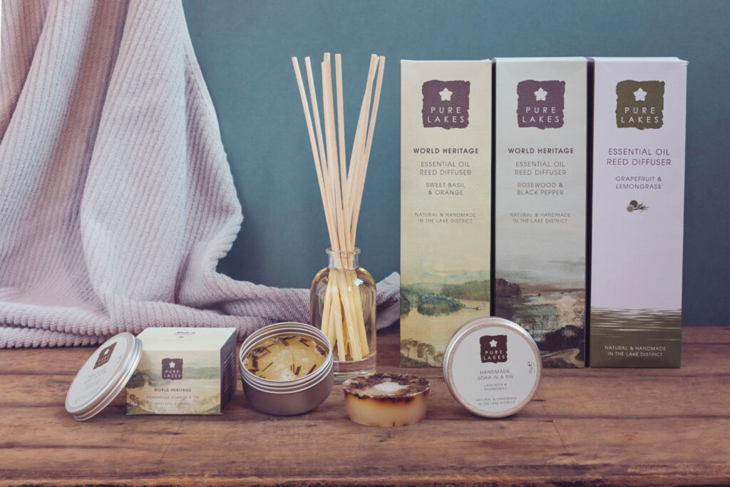 Pure Lakes – Great for the Skin and Even Better for the Environment
