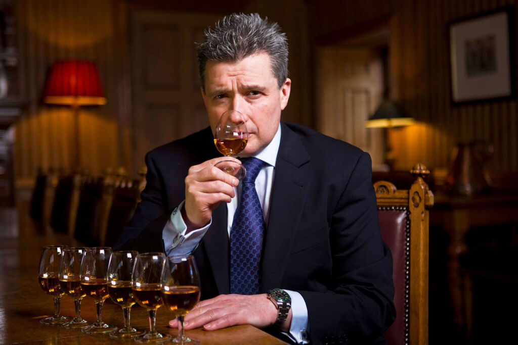 Exclusive Interview with Royal Salute Master Blender Sandy Hyslop