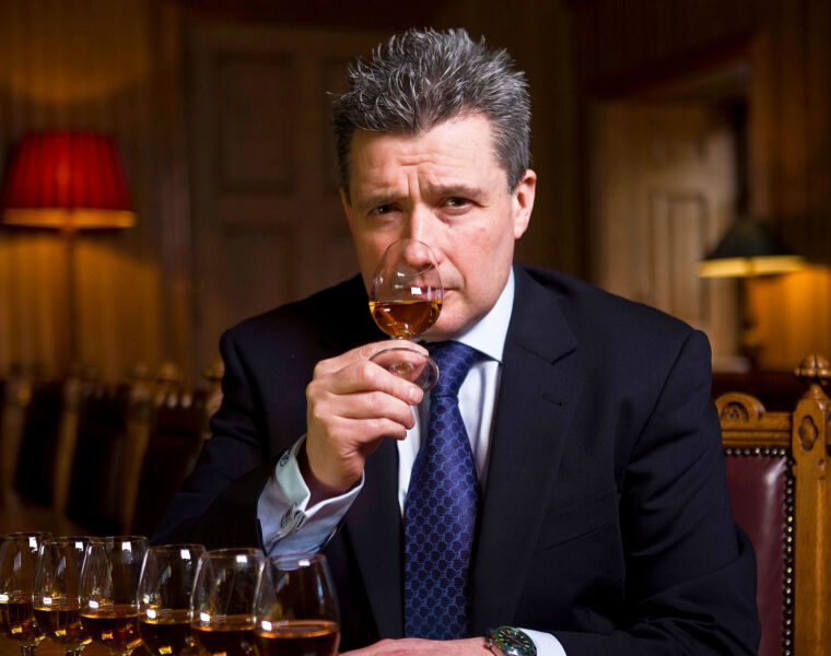Exclusive Interview with Royal Salute Master Blender Sandy Hyslop 25