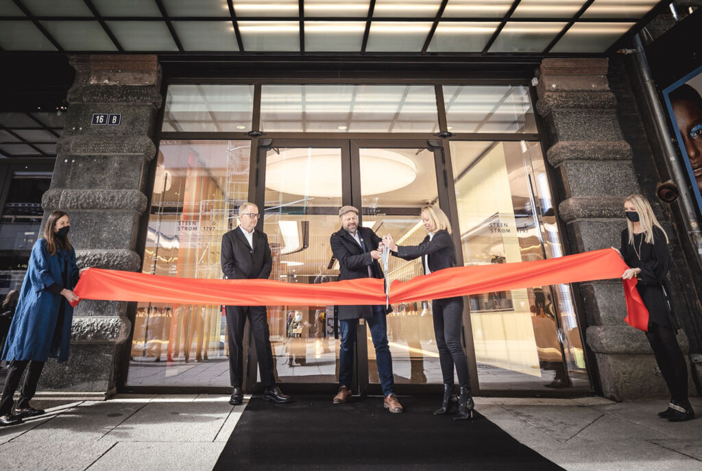 Oslo's Steen & Strøm, the World's Longest-Running Department Store Reopens