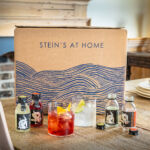 Stein's at Home & Black Lines Cocktail and Dinner Kits for World Cocktail Day