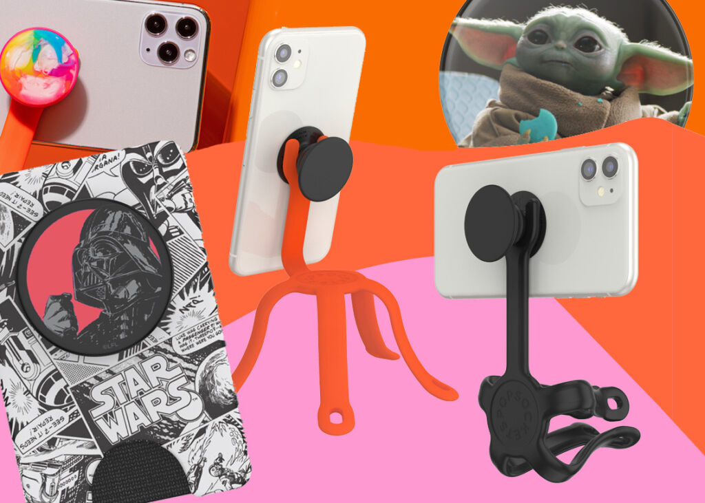 PopSockets' Products are Innovative, Practical and Fun for Mobile Users