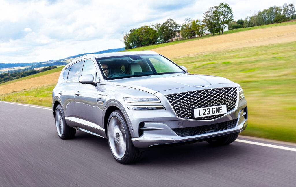 Genesis Announces UK Prices for its Luxury GV80 and G80 Models