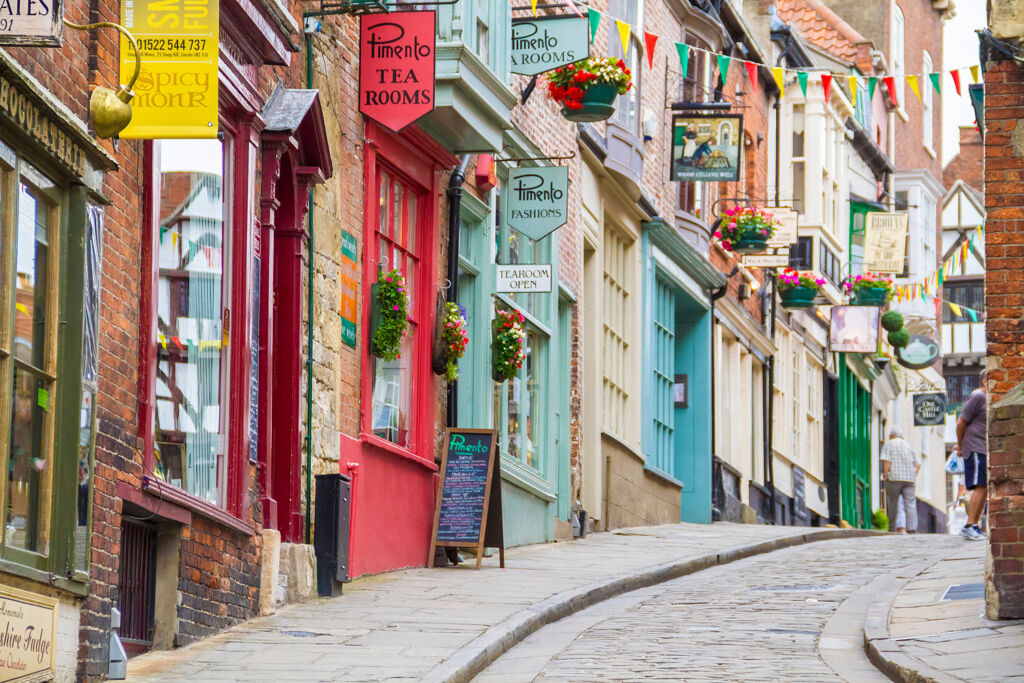 For a Fantastic Girls' Day Out Head to The Cornhill Quarter in Lincoln 3