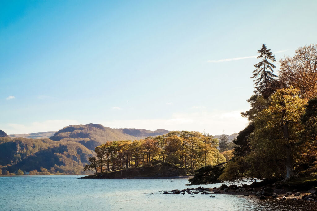 England's incredible Lake District. Photo by Joseph Whyte