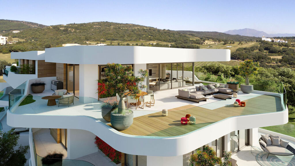 A Luxury villa in Village Verde Sotogrande