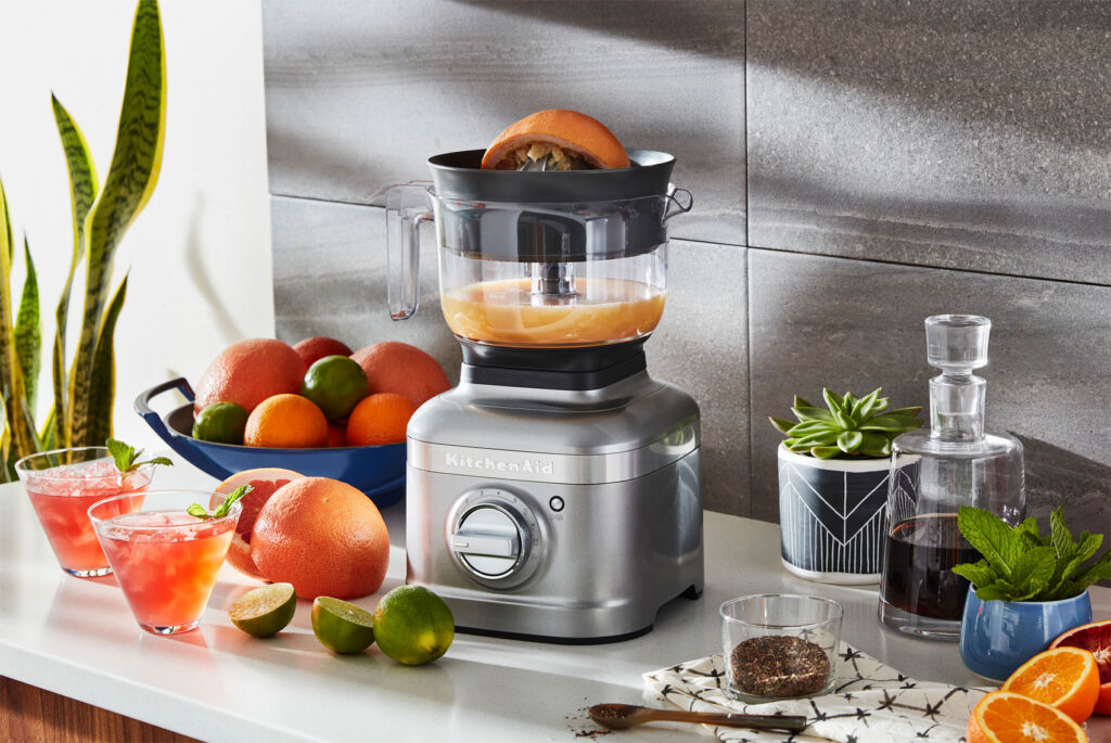 Smoothly Does It - Putting The KitchenAid Artisan K400 Blender To The Test