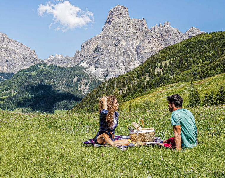 Alta Badia's Flavours of Autumn Melds Great Food & Natural Beauty in 2021