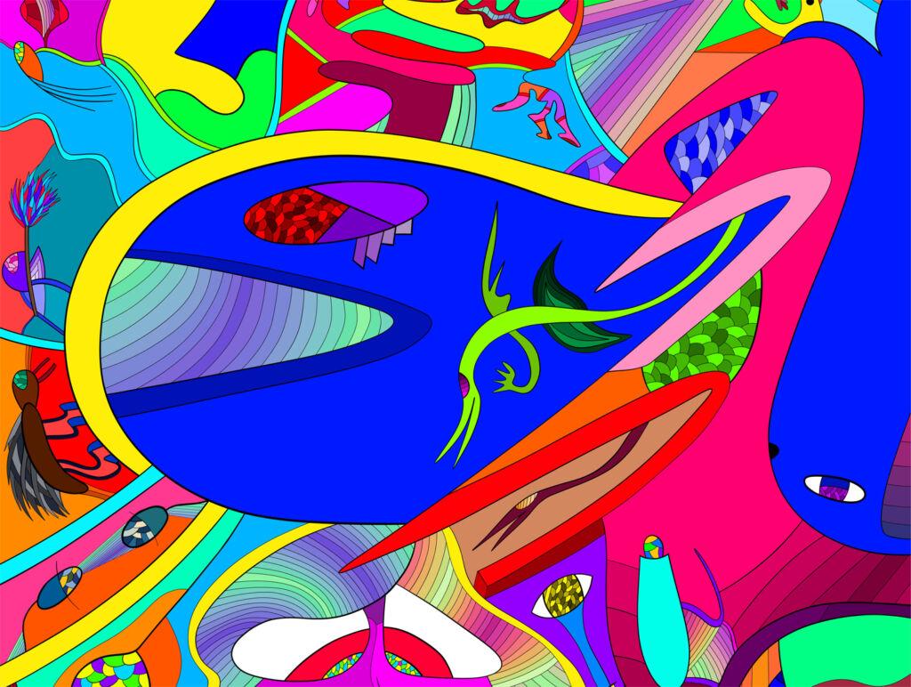 NFT Artist Andrea Bonaceto & W1 to Transform Oxford Street with Digital Art
