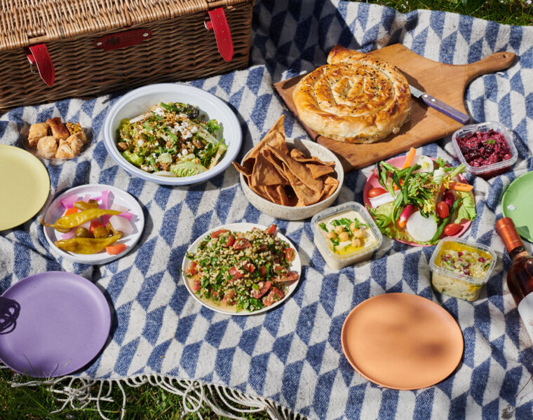Arabica's Picnic Kits Deliver Delicious Delights To Your Doorstep