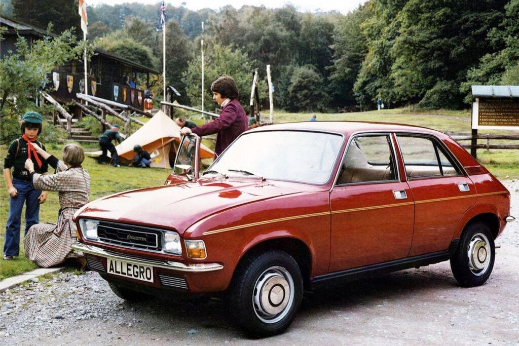 Austin Allegro's & Renault 4's Outperform Classic Jaguars & Ferrari's