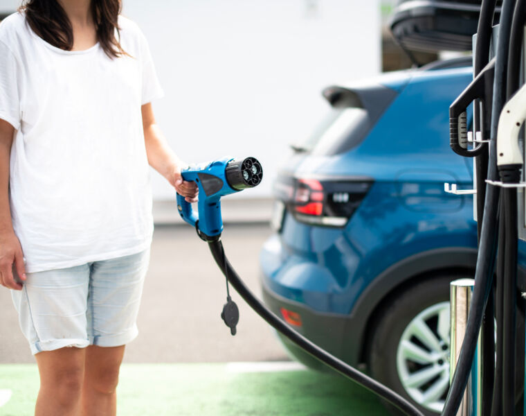 The North West of England Motors Ahead in the Electric Car Switchover