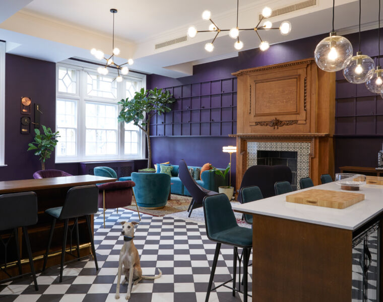 25 EP's Belgravia Workplace Blends Luxury Hospitality with Flexible Working