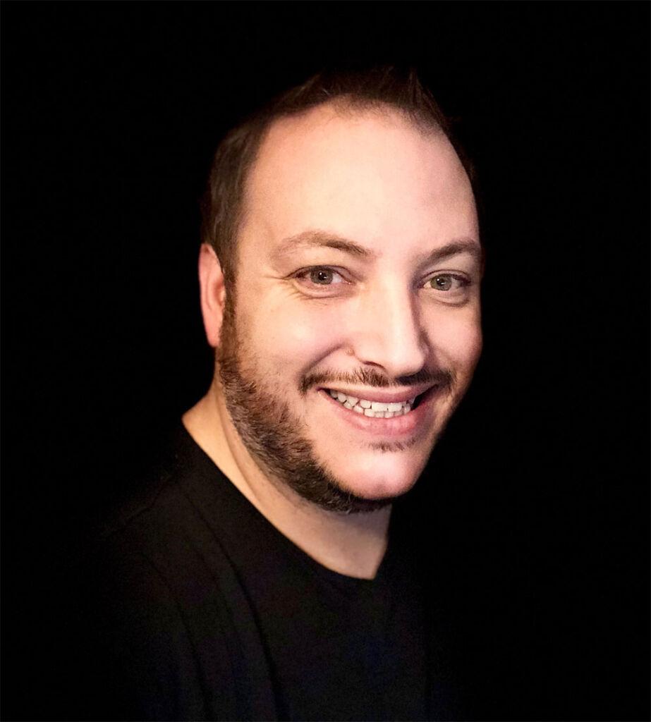 Headshot of Dave Ward