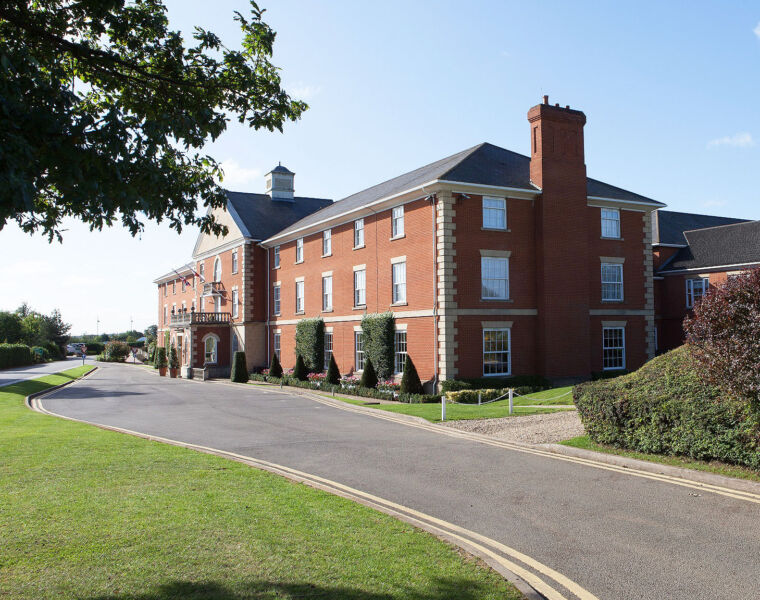 A Relaxing Time at Whittlebury Park Hotel and Spa in Northamptonshire 8