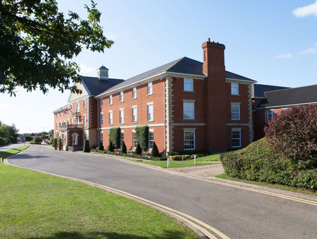A Relaxing Time at Whittlebury Park Hotel and Spa in Northamptonshire