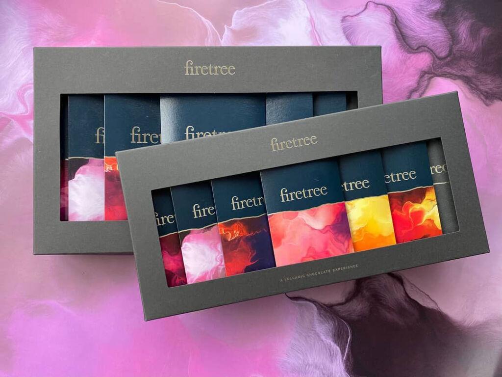 Firetree chocolate selection boxes