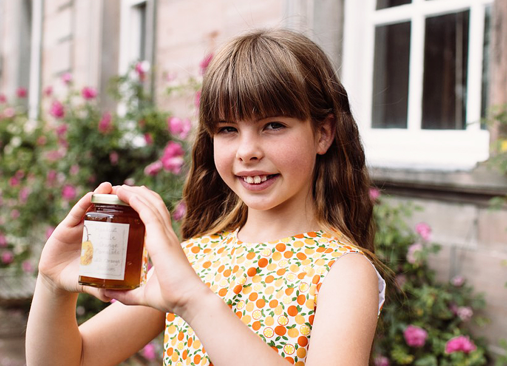 Where you can purchase Flora's marmalade