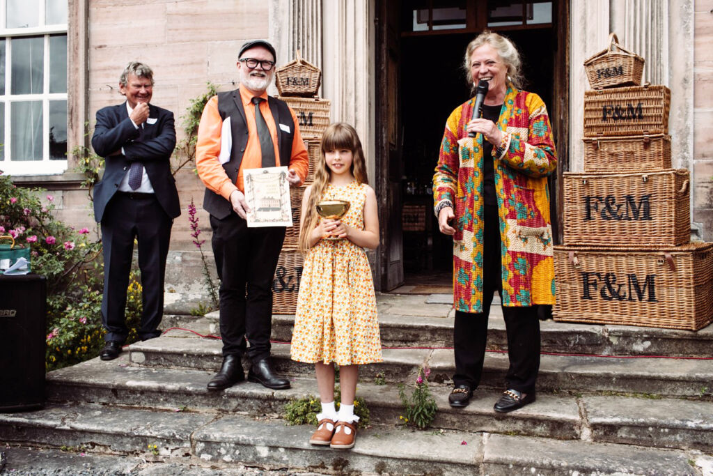 9-Year-Old Flora Rider is Crowned Best Marmalade Make in the World