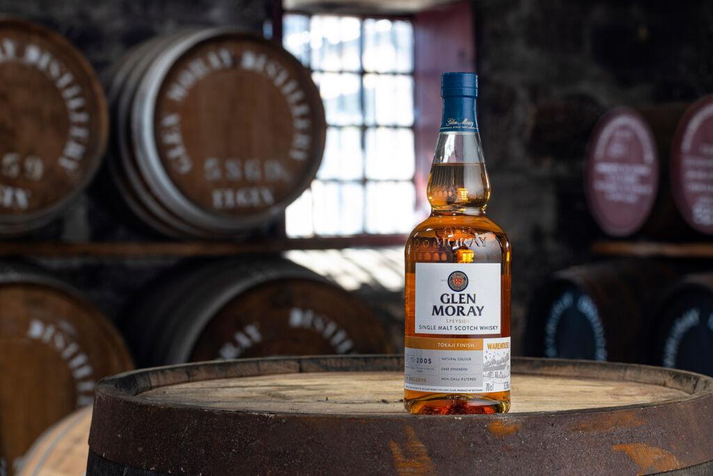 A Note from Hungary: The Glen Moray 2005 Tokaji Finish Whisky