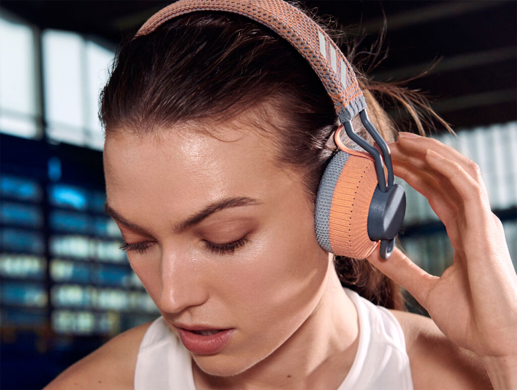 Move To The Beat With Adidas RPT-01 On-Air Sports Headphones