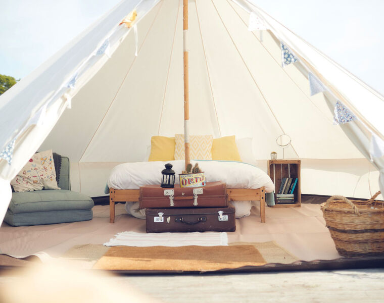 A Great Way To Enjoy A Staycation With Home Farm Glamping 12