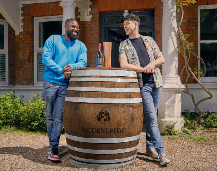 Kojo Anim, Matt Richardson & Jacob's Creek to Bring a Barrel Load of Laughs