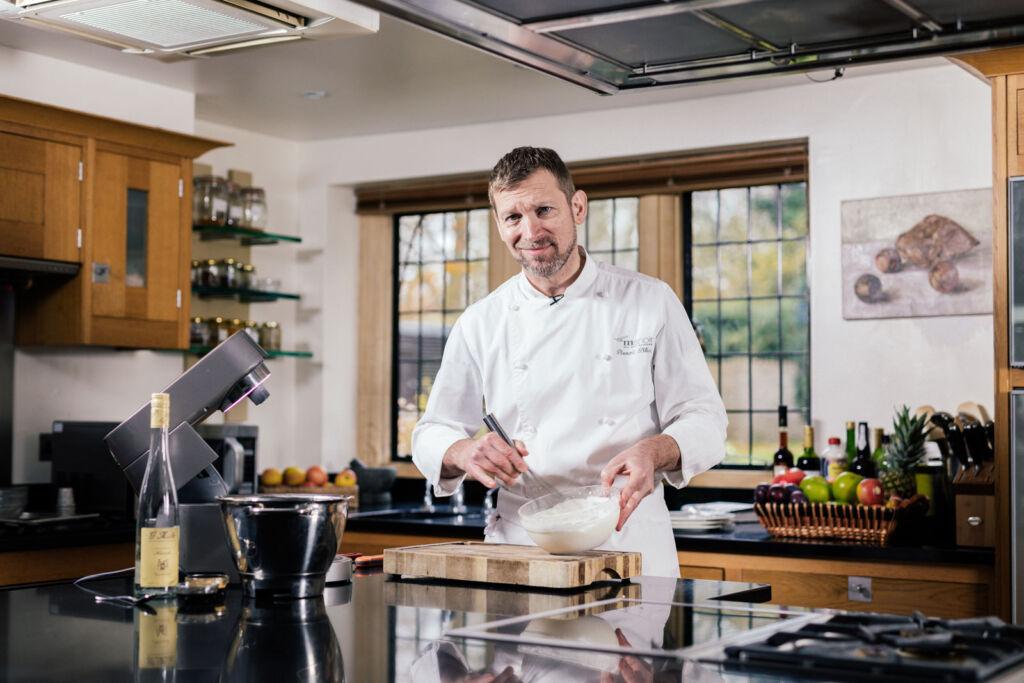 Let Chef Pâtissier Benoit Blin Teach You One of Le Manoir's Great Secrets
