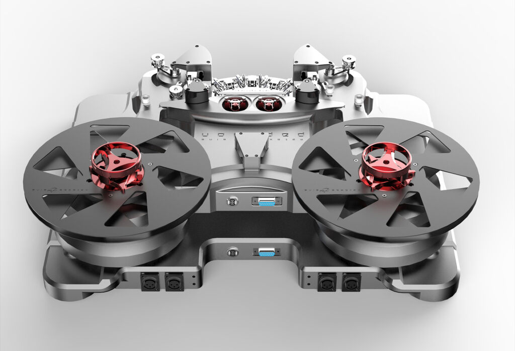 Metaxas & Sins' Papillon Introduces a New Generation to Reel-to-Reel