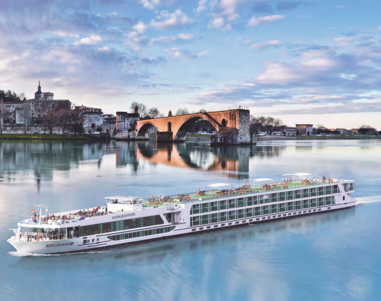 Explore Europe Your Way on a Scenic Luxury River Cruise in 2022