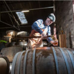 A Note from Hungary: The Glen Moray 2005 Tokaji Finish Whisky being bottled from casks