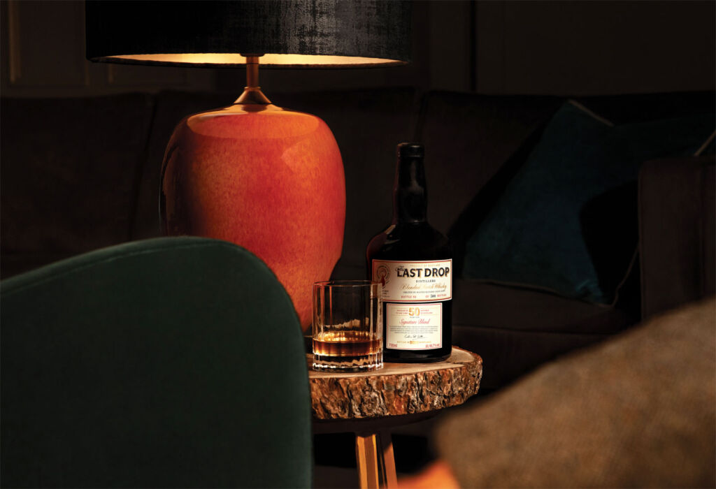 Luxurious Magazine Savours The Last Drop of 50 Year Old Whisky