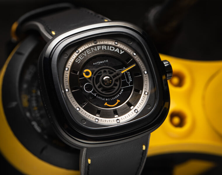 Sevenfriday's Limited Edition T1/02 in Aid of the Charity Micah's Voice