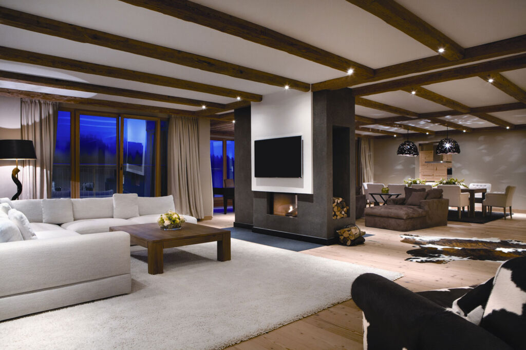 Experience the 5-Star Kempinski Hotel Das Tirol's Penthouse This Summer