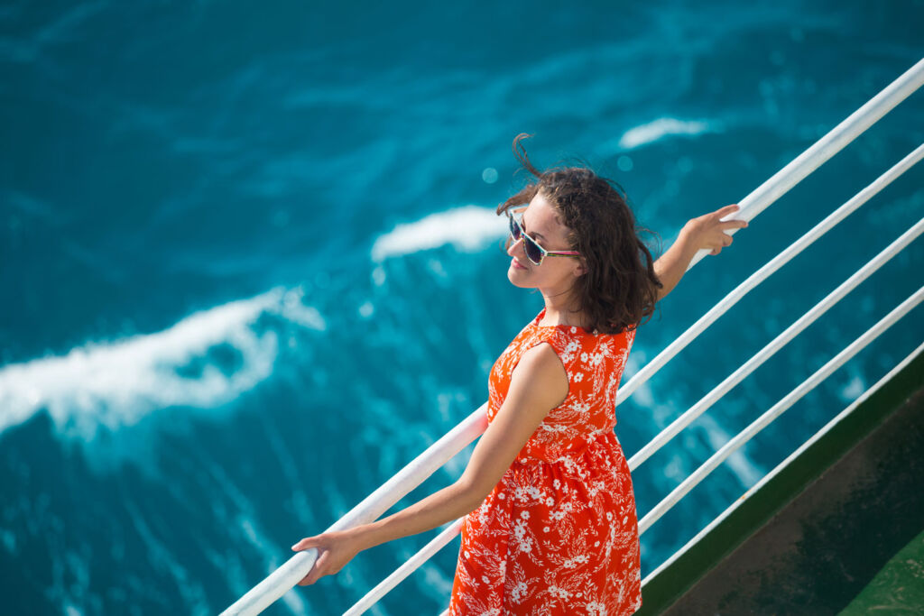 Ambassador Cruise Line has some specific options for those wanting to cruise solo
