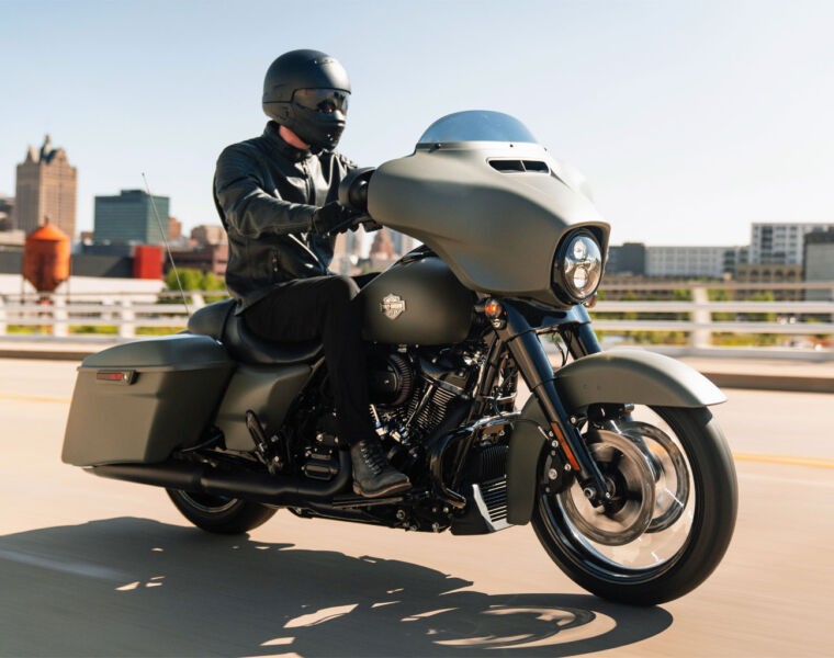 The 2021 Harley-Davidson Street Glide Special Experience