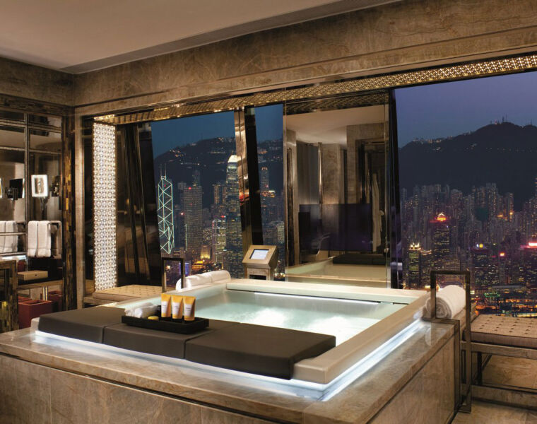 Some of the Best Hotels in the World for that Perfect Bathroom Selfie 6