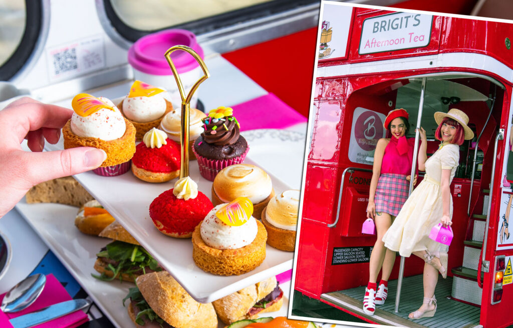 All Aboard with Brigit's Bakery for Some Tasty Treats & Amazing Sights