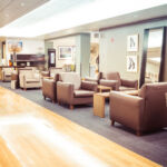 British Airways Galleries Club Lounge at JFK's Terminal 7