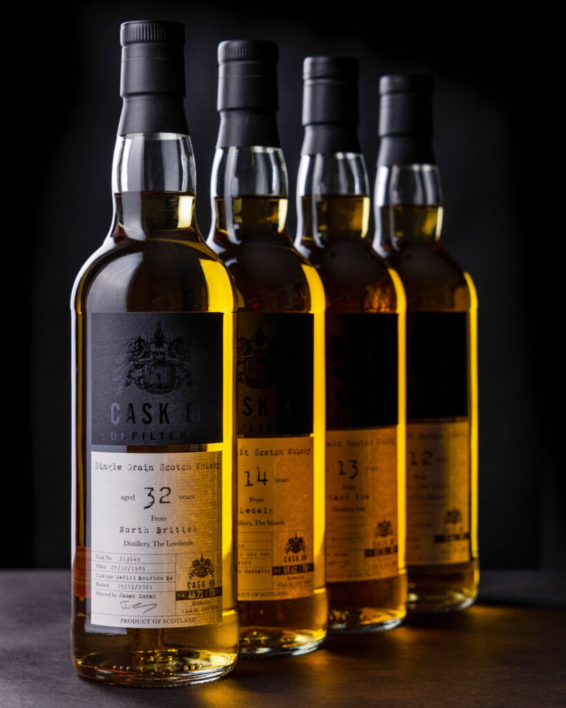Cask 88 Announces The Launch Of Its Unfiltered Whisky Series 3