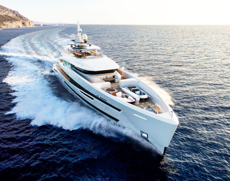 It's Smooth Sailing So Far For Heesen Yachts' Project Akira