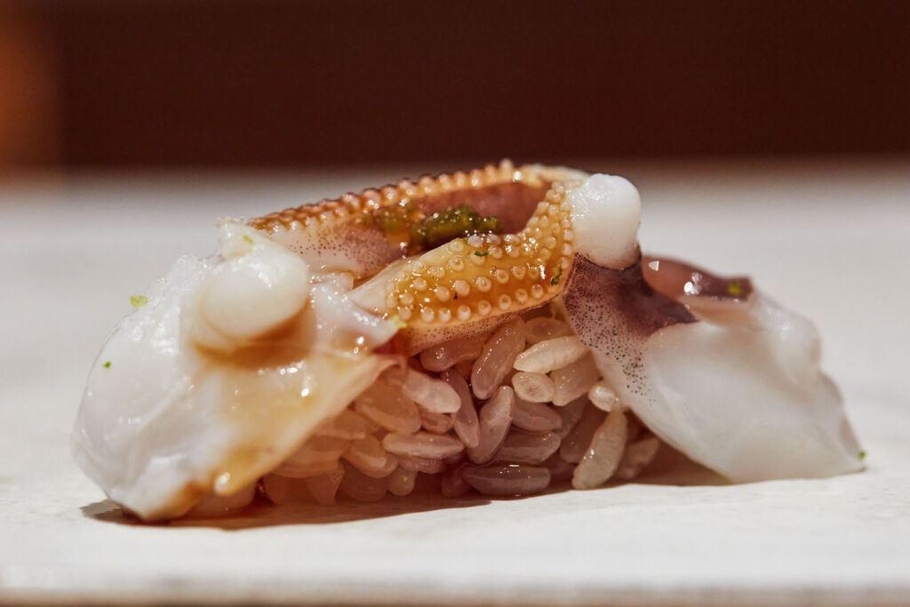 Chef Hirofumi Chiba's Sushi Mamoru Brings Edomae Sushi to Wan Chai