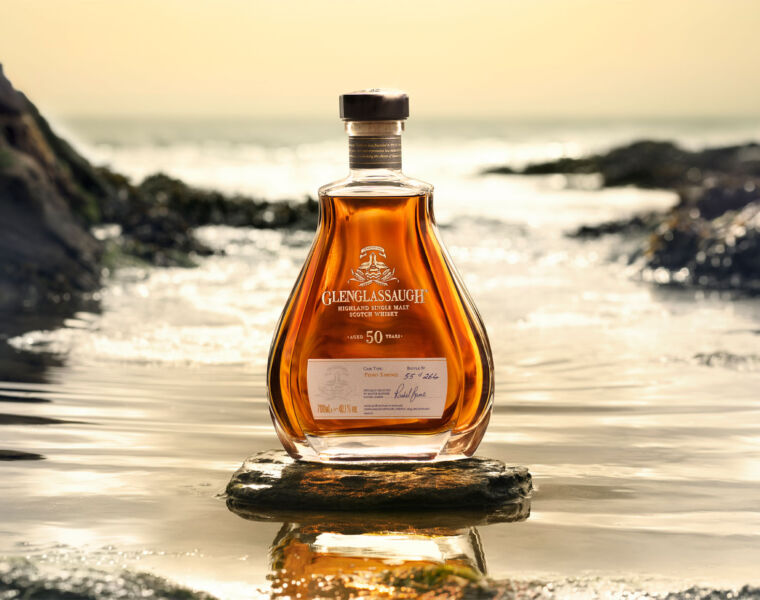 Glenglassaugh Distillery Releases New Limited Edition 50 Year Old Whisky