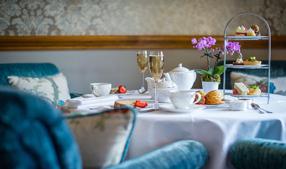 Grantley Hall's Signature Afternoon Tea