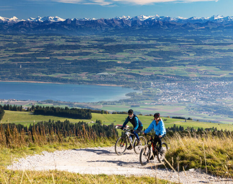 The 2021 Guide to Cycling in the Canton of Vaud in Switzerland