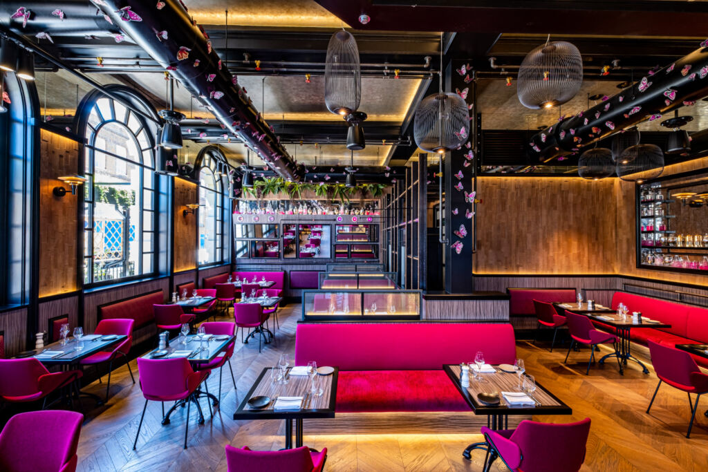 Magenta Restaurant & Private Dining Rooms Bring New Vibrancy to King's Cross