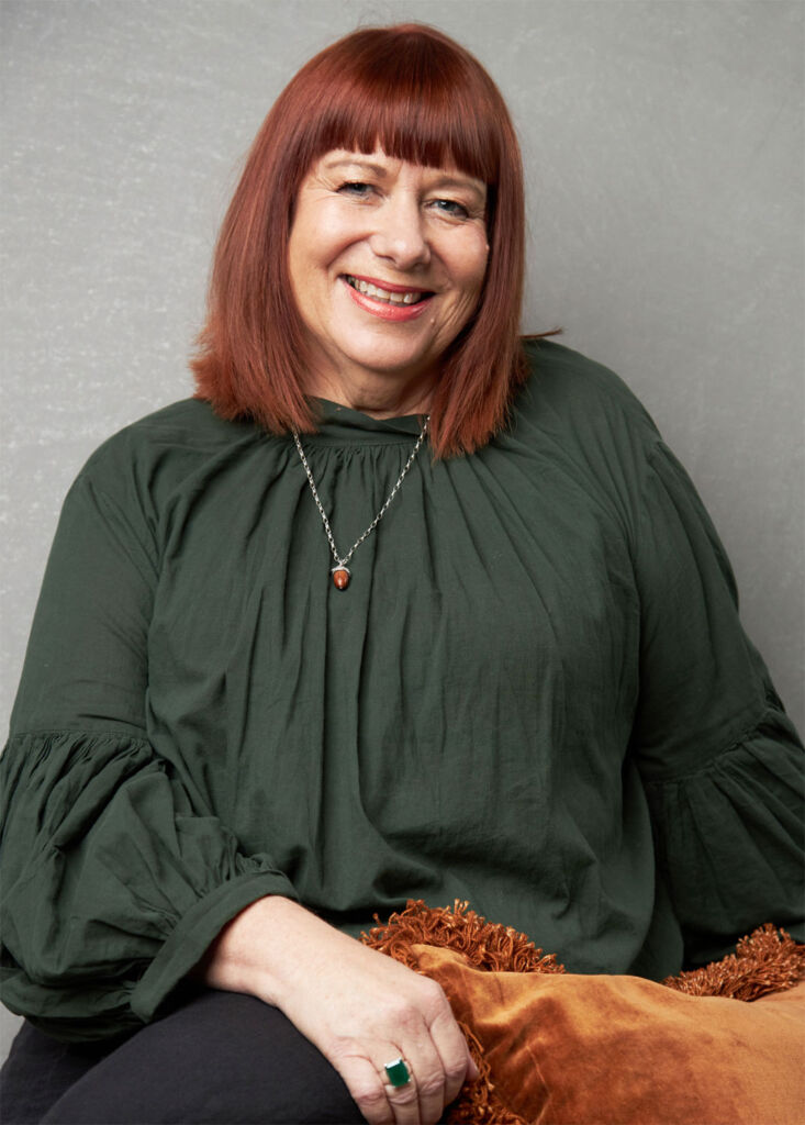 Kerry Jackson, the Founder of MM Linen